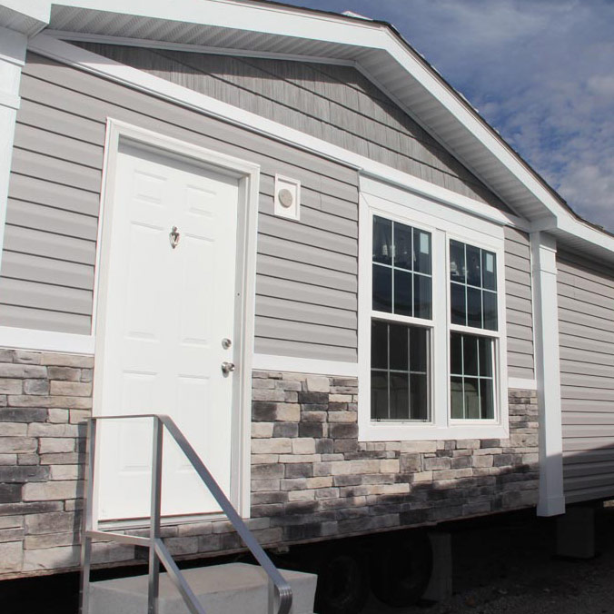 The Greystone – Woods Mobile Homes